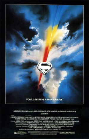 Superman The Movie - Poster