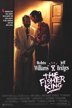 The Fisher King Movie Poster