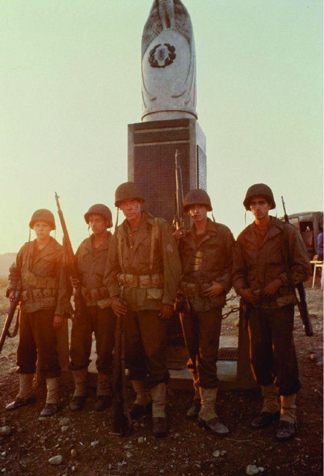 The Big Red One Copyright 1980 Warner Bros.