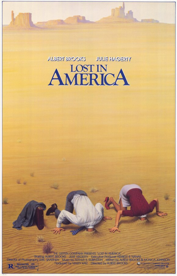 Lost In America Movie Poster
