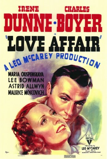 Love Affair 1939 Movie Poster