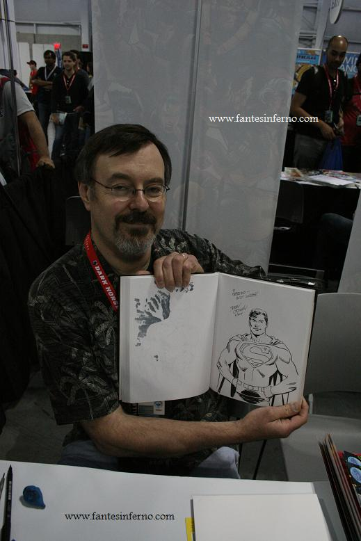 Jerry Ordway - NY Special Edition