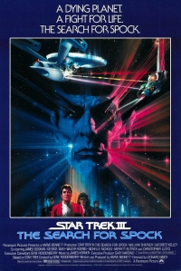 Star Trek III The Search for Spock Poster