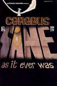 Cerebus 70 Cover