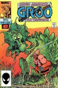 Groo The Wanderer 2 Cover