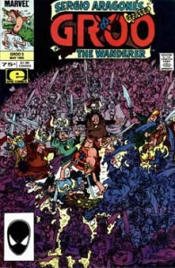 Groo The Wanderer 3 Cover