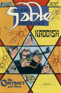 Jon Sable Cover 24