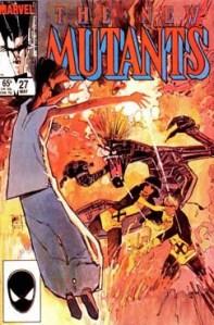 New Mutants 27