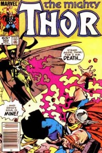 Thor 354 Cover