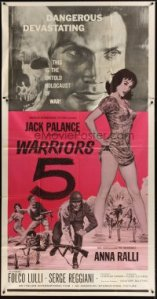Warriors Five movie Poster
