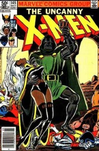 Uncanny X-Men 145