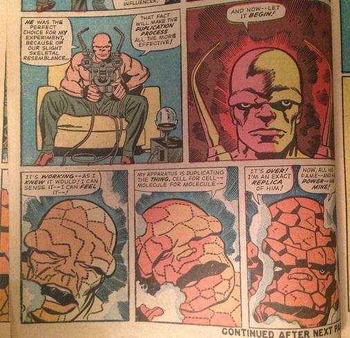 Fantastic Four #51 page