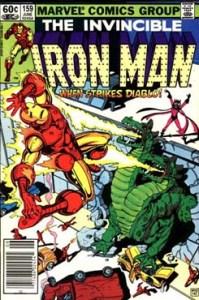 Iron Man 159