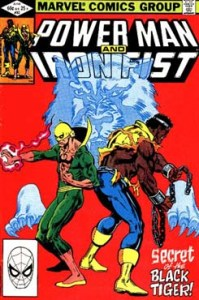 Power Man and Iron Fist 82