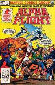 Alpha Flight #1