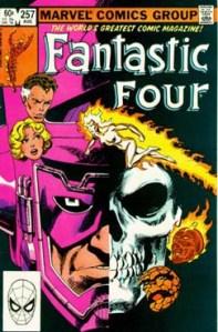 Fantastic Four 257