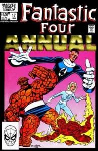 Fantastic Four Annual 17