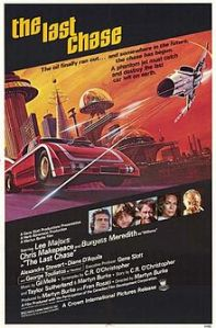 The Last Chase Poster