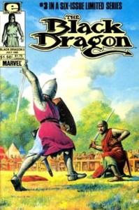 Black Dragon #3