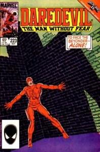 Daredevil #223