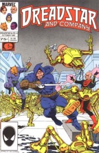 Dreadstar and Company #4