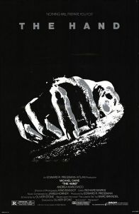 The Hand Movie Poster