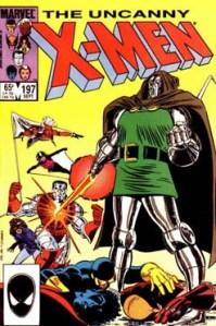 Uncanny X-Men #197